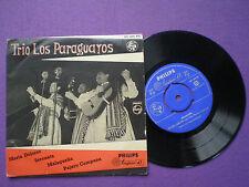 TRIO LOS PARAGUAYOS Maria Dolores HOLLAND EP 195?