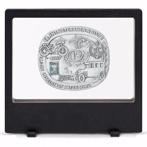 Expositor Marco MAGIC FRAME 200 minerales figuras monedas colonias ref. 350 480