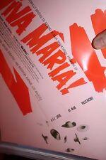 Viva Maria 1965 Pair of Opening Night Tickets & Program Bridget Bardot