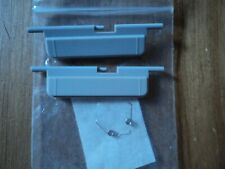 Replacement Nintendo Gamecube Memory card port covers with springs