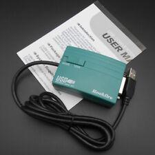 New Rockfire RM-203 USB Game Port Gameport Adapter RM-203U HIDI 15-Pin 15 Pins A