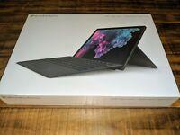 Microsoft Surface Pro 6 Intel Core i5 8GB RAM, 256GB + Keyboard Type Cover BLACK