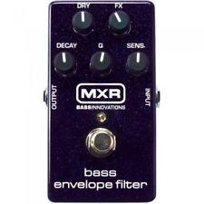 Mxr M82 Bass Envelope Filter Bass Effects Pedal - New
