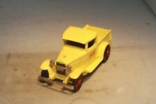 1927 Ford  Model A Coca-Cola Pickup Truck Nostalgic Miniatures Made in USA