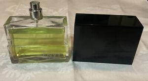 GUCCI Envy for MEN Spray EAU DE TOILETTE 3.4oz / 100ML Cologne For Men 90% Full