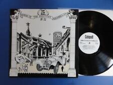 DEMISE OF THE EXECUTIVE PERAMBULATOR Catapult Brum Beat 91 DIY LP EX / EX