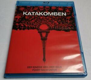Katakomben  (inkl. Digital Ultraviolet) [Blu-ray] Versandrabatt möglich!