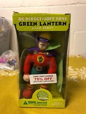 ALAN SCOTT GREEN LANTERN DC Direct Soft Toys Plush Doll Sealed