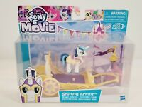 My Little Pony Shining Armor with Royal Chariot MLP FiM G4 Equestria FS