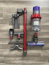 Dyson Cyclone V10 Motorhead Cordless Vacuum Cleaner   Red   For Parts! Read Desc