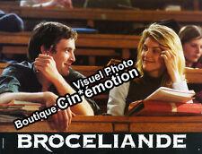 8 Photos Exploitation Cinéma 21x27.5cm (2002) BROCÉLIANDE Elsa Kikoïne NEUVE