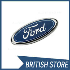 115x45mm for Ford Badge Emblem Front Back Boot Trunk Logo Fiesta Mondeo Transit