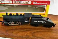 Life-Like Train Locomotive W Headlight & Coal Car 3179 Union Pacific HO 8394 NOS