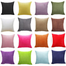 Stylish Soft Throw Pillow Case Home Sofa Decoration Cushion Cover Multi Color