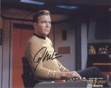 WILLIAM SHATNER as Capt. Kirk - Star Trek GENUINE AUTOGRAPH UACC (R18096)