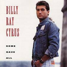 BILLY RAY CYRUS - Some Gave All (CD 1992) USA Import EXC