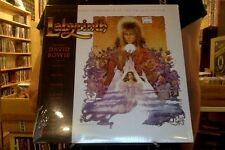 David Bowie Labyrinth soundtrack LP sealed vinyl RE reissue OST Trevor Jones
