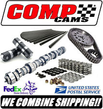 COMP Cams 239/243 GM LS1 LS2 LS6 LSR Roots Blower Complete Roller Cam Kit