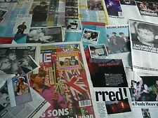 BLUR - MAGAZINE CUTTINGS COLLECTION (REF R6)