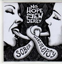 (DG291) No Hope In New Jersey, Sober / Narcolepsy - DJ CD