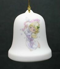 Enesco Precious Moments Bell-Gift of Peace Mint #118767