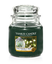 YANKEE CANDLE candela profumata The Perfect Tree giara media durata 90 ore
