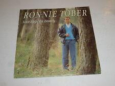 """RONNIE TOBER - Voor Altijd En Eeuwig - 1988 Dutch 2-track 7"""" Juke Box Single"""