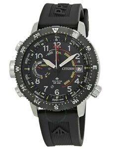 Citizen (BN5058-07E) Promaster Altichron Black Dial Stainless Steel Watch