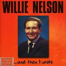 Willie Nelson - And Then I Wrote [New CD]