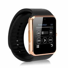 GT08 Montre Bluetooth GSM Smart WATCH Android IOS iPhone Samsung WhatsApp GOLD