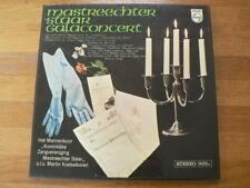 LP RECORD VINYL 2 LP BOX SET MASTRECHEECHTER STAAR GALACONCERT MANNENKOOR KOEKEL