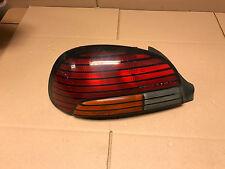 1996 1997 1998 Pontiac Grand Am left driver tail light lamp 16522027