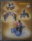 Vintage Ludwig Drum Catalog