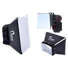 Diffusore Flash Nikon Canon Metz Sigma Meike Yongnuo Nissin Softbox Universale