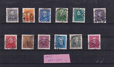 Ungarn 1932: Berühmte Ungarn - Mi. 489 - 500 o