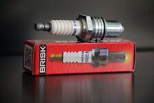 1X Brisk LR12ZS Spark Plug Volvo Penta BB Yamaha YZ100H DT250 MX250 WR250Z YZ250