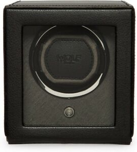 WOLF Cub Automatic Single Watch Winder with Glass Cover 461103