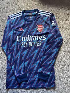 Arsenal 2021/22 Third Shirt Long Sleeve Adidas