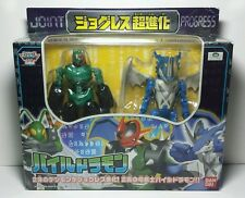 Rare Japanese Bandai Digimon DNA Digivolving Paidramon ExVeemon Stingmon Figure