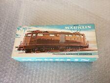 VINTAGE#MARKLIN Locomotore elettrico italiano FS 424 3035 #BOXED