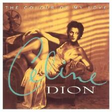 CELINE DION The Colour Of My Love (Gold Series) CD BRAND NEW