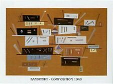 Wassily Kandinsky - Composition 1940 Poster (70x50cm) #36451