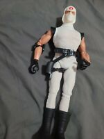 "1996 Hasbro G.I.Joe Storm Shadow Ninja 12"" action figure"