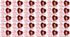 Valentines Personalised Gift Wrapping Paper Photo Print