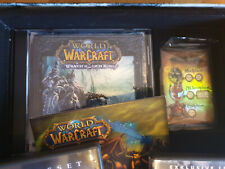 WoW Wrath of the Lich King Collectors Edition - toller Zustand