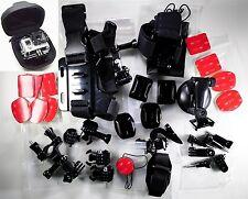 ProGear 35 Piece Accessories Mount Bundle Kit for GoPro HERO 1/2/3/3+/4 Session