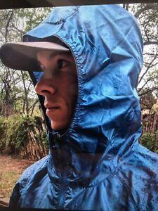 outdoor research  helium wind hoodie Blue M