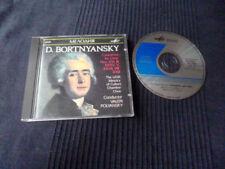 CD Bortnyansky Concertos Choir Polyansky Melodiya USSR Cathedral Smolensk 1988