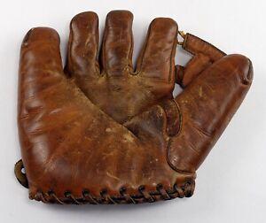 Vintage Wilson  615 Baseball Glove Mit