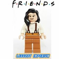 LEGO Minifigure Friends TV Central Perk - Monica Geller - idea057 FREE POST